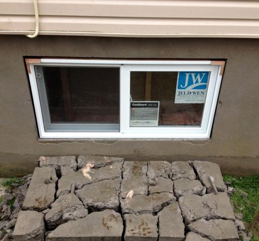 Poseur et installateur de fenêtre | Sciage de béton J. Vaillancourt et Fils inc.