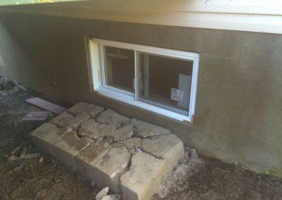 Agrandissement-de-fenetre-Repentigny avril mai juin 2016 - Sciage de beton Jv