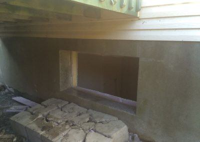 Agrandissement-de-fenetre-avant-Repentigny avril mai juin 2016 - Sciage de beton Jv