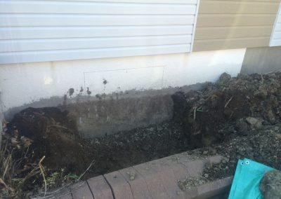 Agrandissement-de-fenetre-avant-Terrebonne avril mai juin 2016 - Sciage de beton Jv